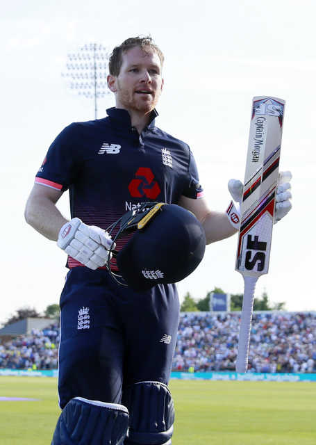 Morgan confident of Stokes fitness