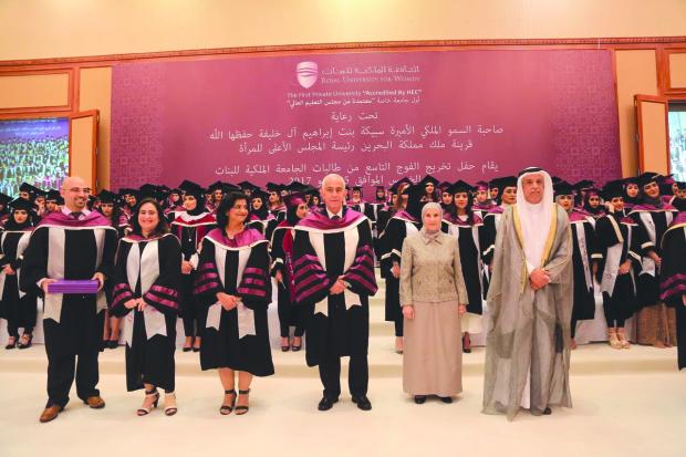 Graduates take a bow