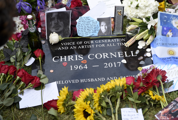 In Pictures: Rocker Chris Cornell remembered as 'voice of our generation'