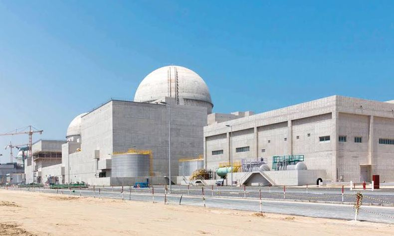 UAE receives its first shipment of nuclear fuel