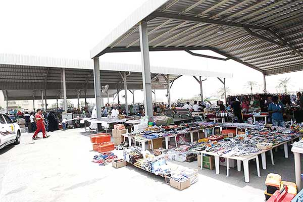 Flea market could be scrapped following complaints of dubious items being sold