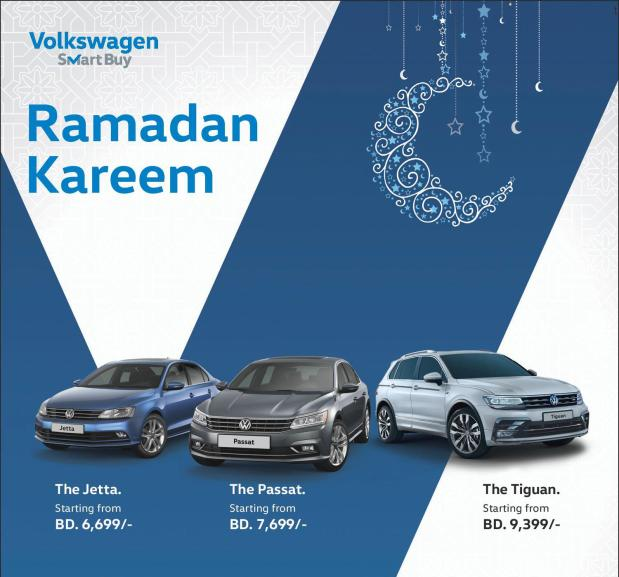 Attractive deals on Volkswagen