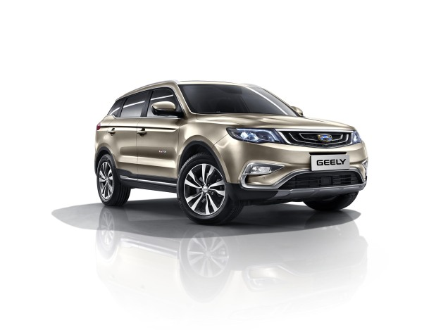 Exciting offers lined up on world-class Geely vehicles