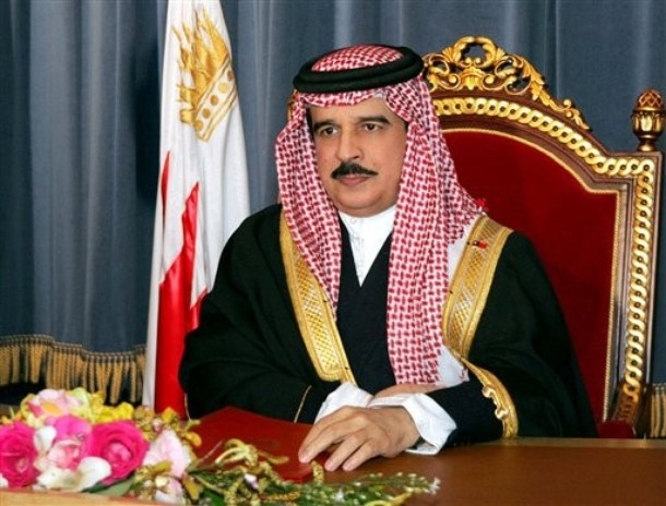 King Hamad holds call with Egyptian president
