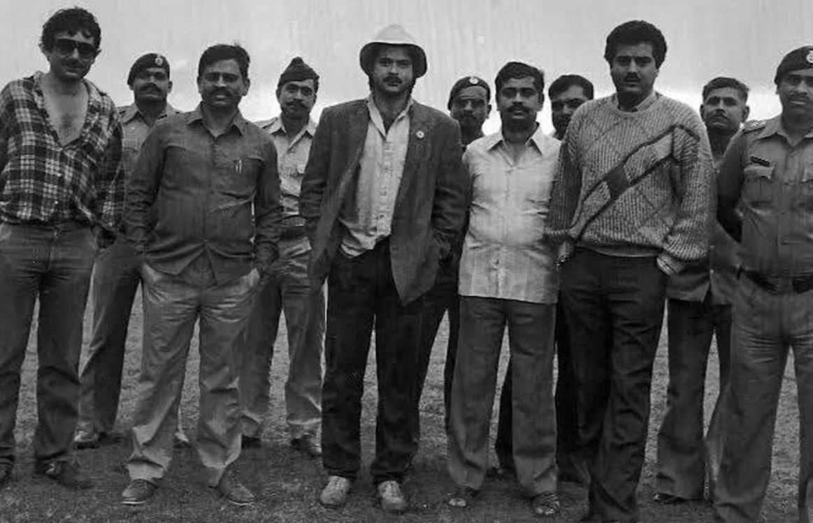 Behind-the-scenes photos celebrate 30 years of the iconic 'Mr. India'