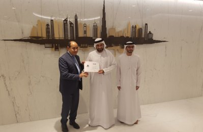 DC Pro Engineering gets top Dubai SME rating