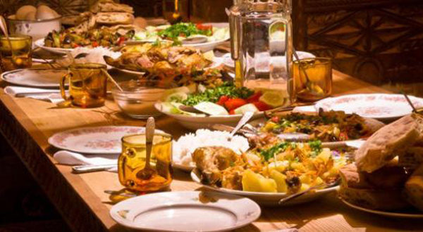 Food consumption soars by 40 per cent in Kuwait during Ramadan