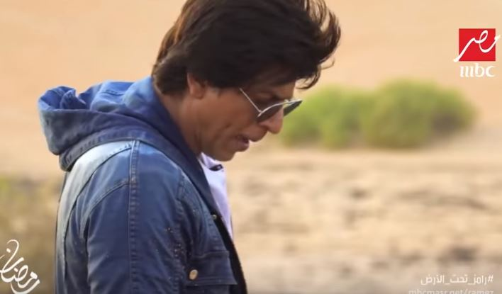 Shah Rukh Khan gets 'pranked' by Ramez Galal on show
