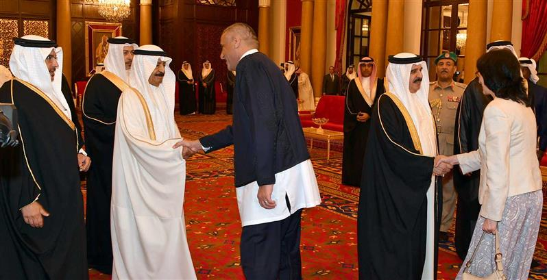 HM King: Bahrain will remain an oasis of peace