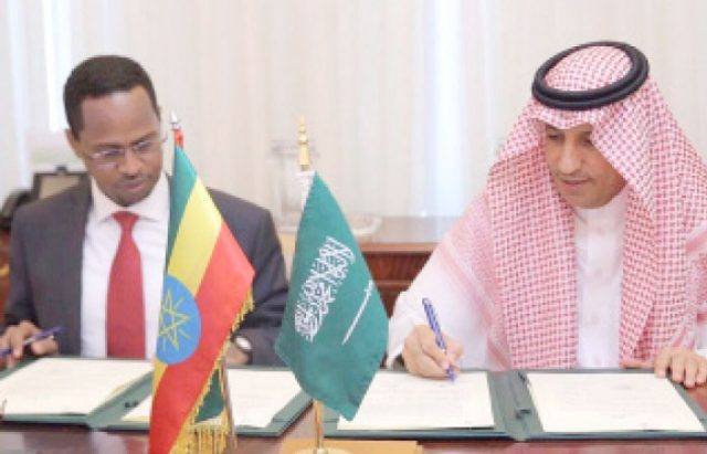 Saudi sign agreement to hire Ethiopian domestic workers