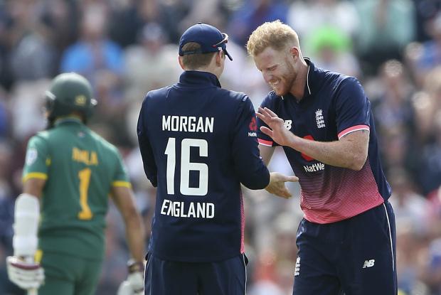 England rest key trio ahead of Champions Trophy