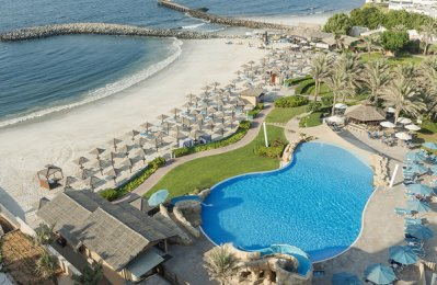 'Stay for Free' at Coral Beach Resort Sharjah