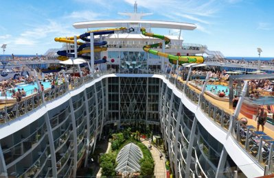 All aboard: how to feed and entertain guests on the Royal Caribbean cruise ship