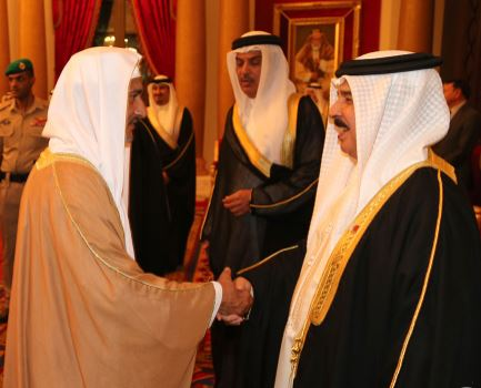 HM King: Bahrain on growth path