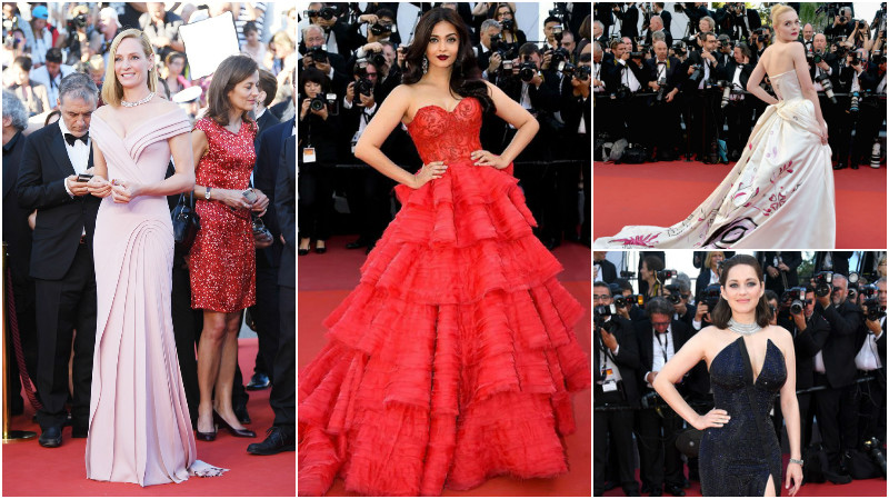 In Pictures: 20 STUNNING red carpet looks that turned heads at Cannes