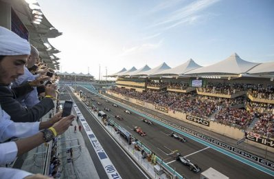 Abu Dhabi F1 ticket promotion ends May 31