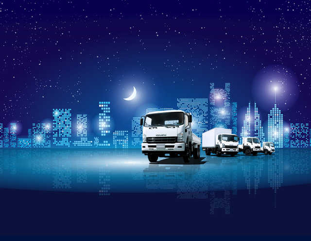Attractive offers on Isuzu trucks