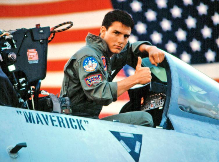 Tom Cruise reveals 'Top Gun' sequel title