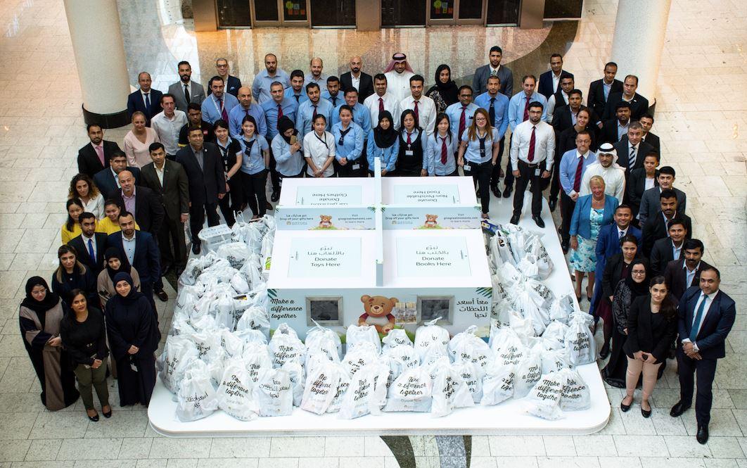 Bahrain News: City Centre Bahrain staff contribute to 'Make