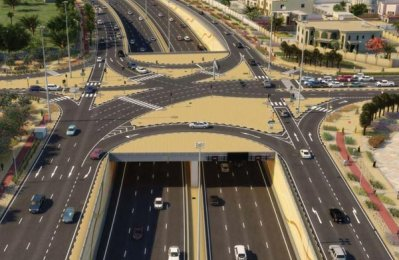 Al Rayyan Road upgrade project in Qatar completed
