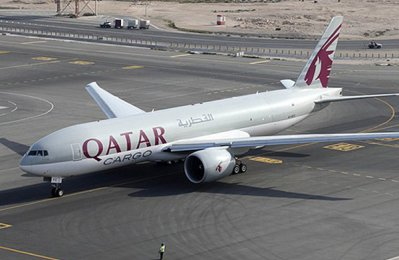 Qatar Airways launches second freighter service to UK