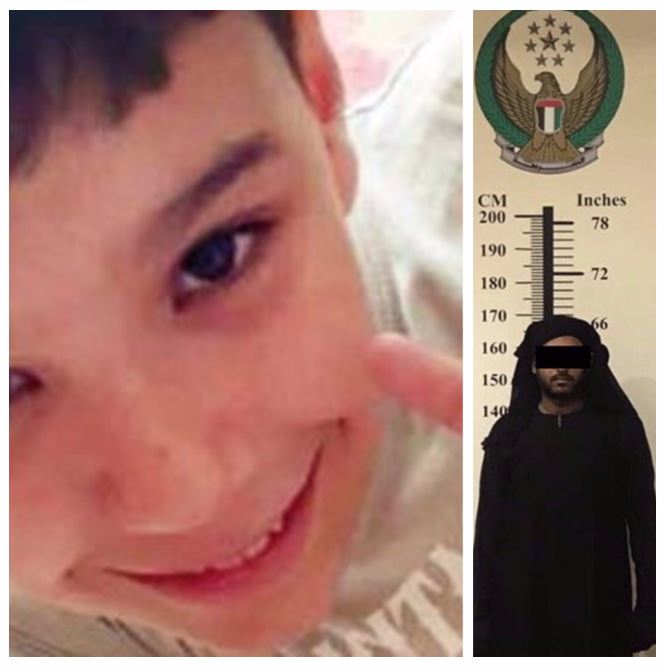 Chilling story behind the rape and murder of 11-year-old boy in Abu Dhabi