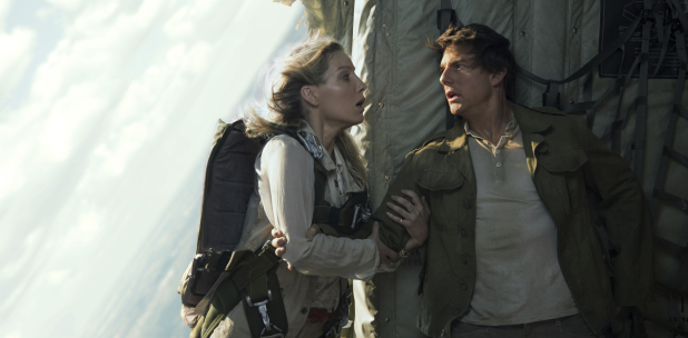 Universal's 'The Mummy' kicks off push for new film universe