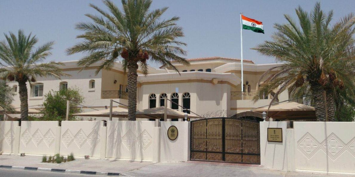 Indian Embassy in Qatar issues advisory to its nationals