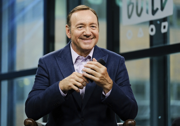 Kevin Spacey tight-lipped about his plans as host of Tonys
