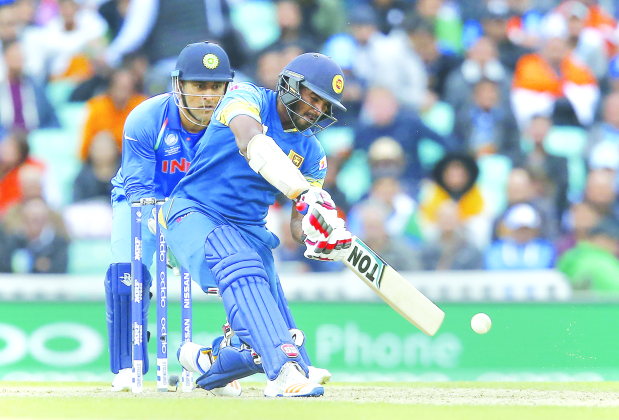 Epic Victory: Sri Lanka pip India to open up last four chase