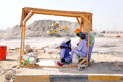 Three-month ban on outdoor work to start on Thursday