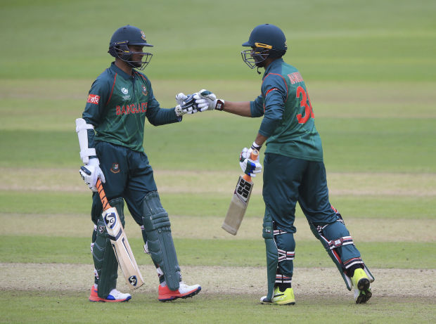 Bangladesh win a superb thriller