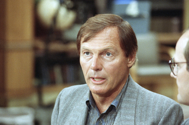 Adam West, TV's campy Batman in 1960s series, dies at age 88
