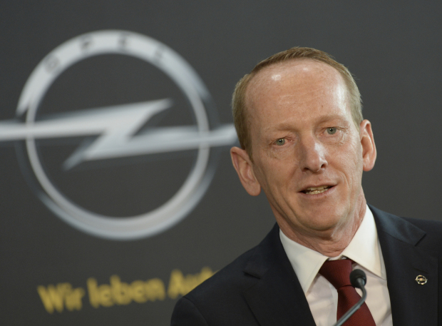 Opel CEO to resign after sale to Peugeot