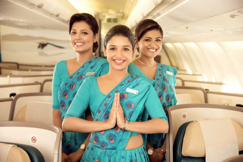 5 force with srilankan airline Official account of srilankan airlines - south asia's best airline we are delighted to inform you that @flysrilankan received the prestigious apex - four star rating as a major regional airline & our video epic journey of sri lanka on srilankan was featured amongst the top 03 for the best.