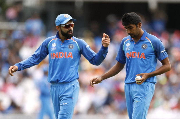 Ruthless India cruise into Champions Trophy semi-finals