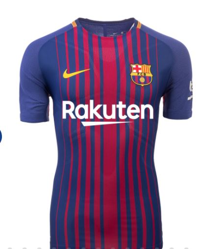 Story about fines for Qatar Airways-sponsored Barcelona tops is FAKE!