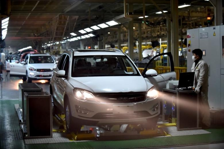 China to clamp down on new car plants in fight against capacity glut, pollution