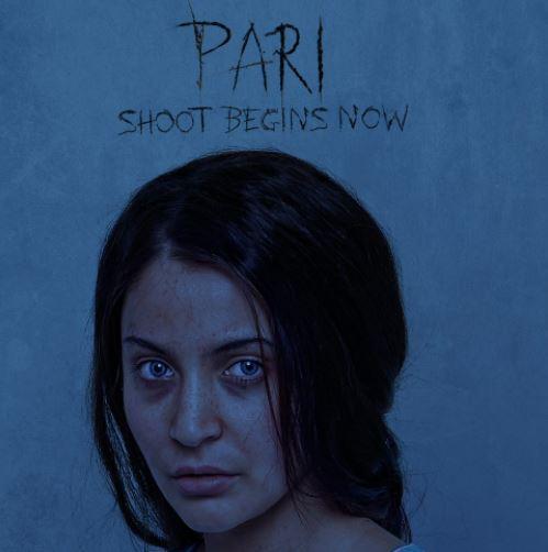Anushka Sharma releases haunting first look of 'Pari'