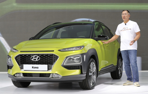 Hyundai plays catch-up with new subcompact SUV