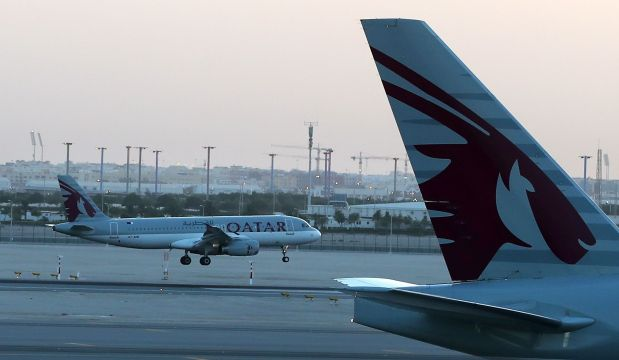 Saudi Arabia says Qatar airspace closure to protect citizens from threats