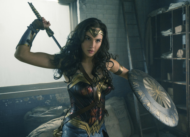 Box office top 20: 'Wonder Woman' stays strong