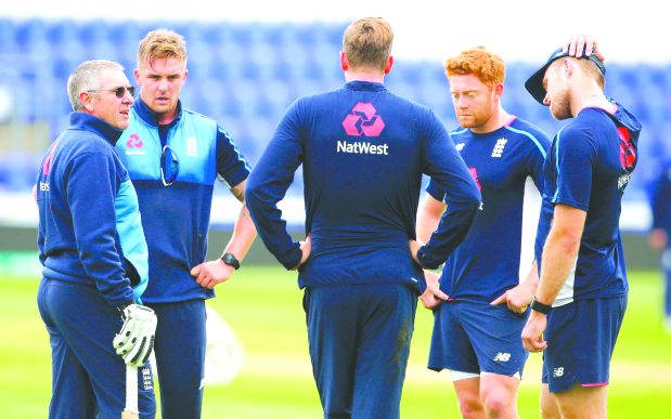 Morgan keen to recall Bairstow for Champions Trophy semi-final