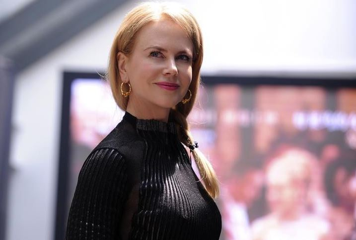 Nicole Kidman ready to embrace her 50s