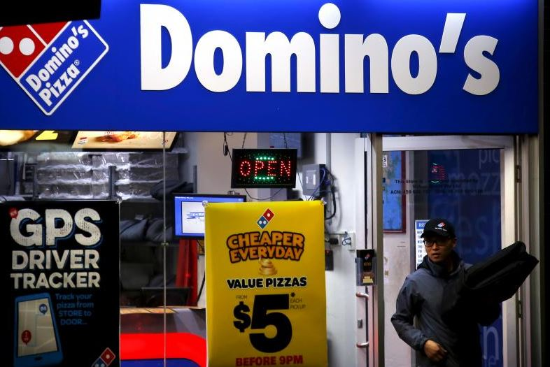 Dominos Pizza in Turkey, Russia aims for $422 million share market valuation