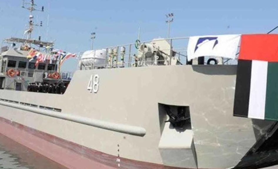 Emirati ship attacked by Houthi rebels