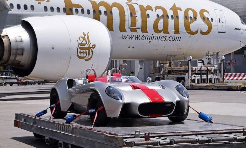 First car designed and built in UAE to be displayed at Le Mans, France