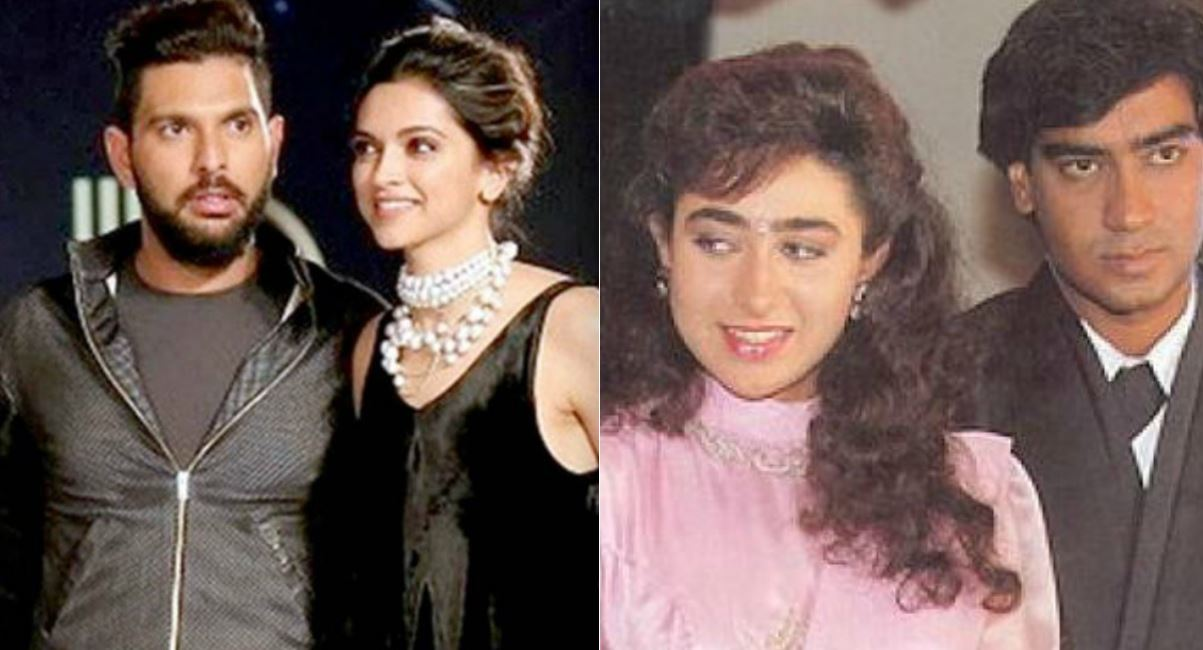 Blast from the Past: Celebrity couples you may have forgotten about!
