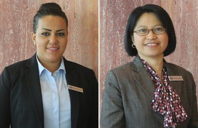 Al Manshar Rotana appoints two new team members