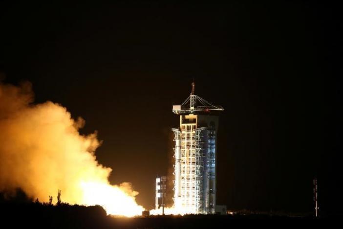 China's quantum satellite makes breakthrough in secure communications